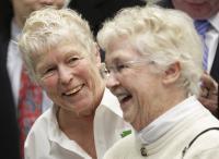 Jane Abbott Lighty és társa, Pete-e Petersen 35 éve vár az esküvőre