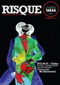 RISQUE - The New Fashion Queer Party