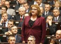 Anna Grodzka leteszi az esküt