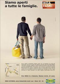 Az Ikea-plakát