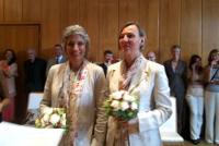 Az esküvő