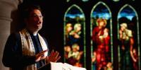Scott Rennie, a Skót Egyház első, 2009-ben felszentelt meleg papja