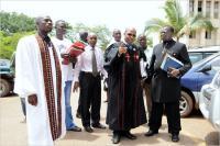 Homofób delegáció érkezik az ugandai parlamentbe