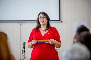 Zehorit Sorek, izraeli ortodox leszbikus aktivista