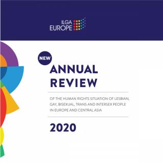 Közzétette 2019-ről szóló éves jelentését a leszbikus, meleg, biszexuális, transznemű és interszex szervezeteket tömörítő ILGA-Europe.