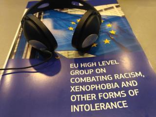 Az Európai Unió rasszizmus, idegengyűlölet és az intolerancia egyéb formái elleni küzdelemmel foglalkozó magas szintű munkacsoportja