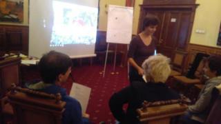Interaktív közösségszervező képzést tartottunk