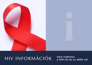 HIV információk. Amit tudhatsz a HIV-ről és az AIDS-ről
