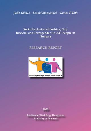 Social exclusion of lesbian, gay, bisexual and transgender (LGBT) people in Hungary