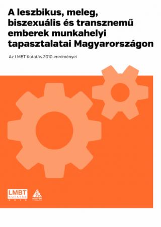 A leszbikus, meleg, biszexuális és transznemű emberek munkahelyi tapasztalatai Magyarországon. Az LMBT Kutatás 2010 eredményei