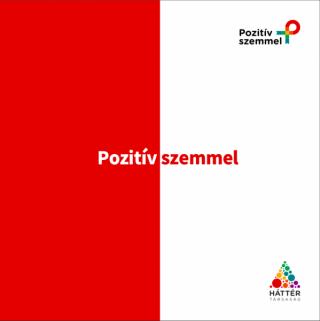 Pozitív szemmel 2020 kiadvány címlap