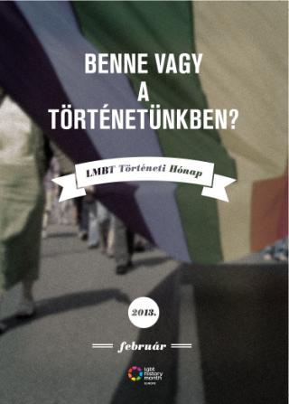 LMBT Történeti Hónap 2013 programfüzet