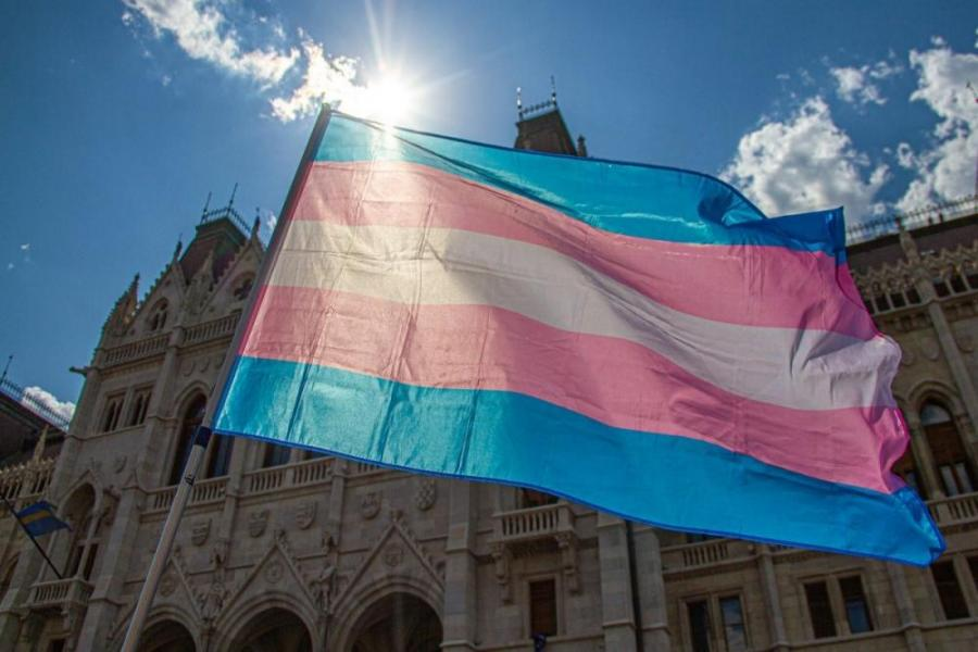 [Kasznár Katalin - 24. Budapest Pride Felvonulás 2019]