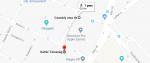 Háttér Társaság új iroda útvonal