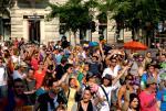 Jogerős: diszkriminált a Budapesti Rendőr-főkapitányság a Budapest Pride 2012-es betiltásával