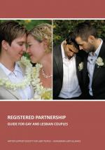 Registered Partnership. Guide to gay and lesbian couples