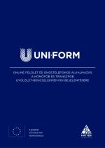 UNI-FORM: Online felület és okostelefonos alkalmazás a homofób és transzfób  gyűlölet-bűncselekmények bejelentésére